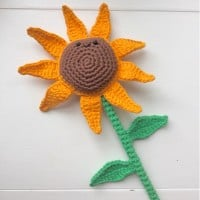 Happy Mr. Sunflower ~ Annaboo's House