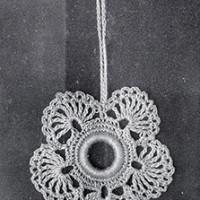 Curtain Pull #807 ~ Free Vintage Crochet