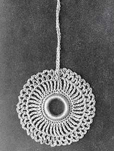 Curtain Pull #808 ~ Free Vintage Crochet