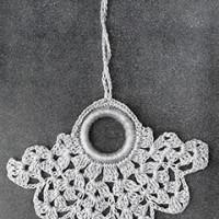 Curtain Pull #810 ~ Free Vintage Crochet