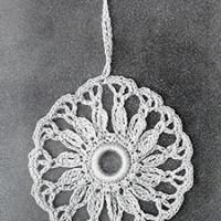 Curtain Pull #817 ~ Free Vintage Crochet