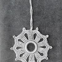 Curtain Pull #818 ~ Free Vintage Crochet