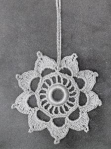 Curtain Pull #819 ~ Free Vintage Crochet
