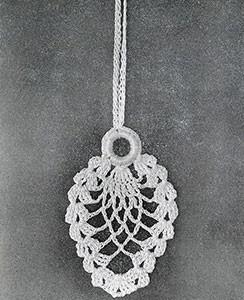 Curtain Pull #826 ~ Free Vintage Crochet