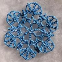 Winter Ice Snowflake ~ Snowcatcher
