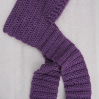 Child's Hooded Scarf ~ Suzies Stuff