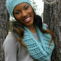 Country Appeal Infinity Scarf ~ Kathy Lashley - ELK Studio