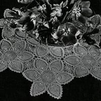 Centerpiece #7768-B ~ Free Vintage Crochet