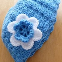 Adult Beanie Hat ~ Patterns For Crochet