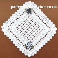 A Pretty Doily ~ Patterns For Crochet