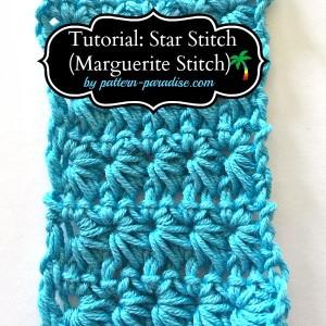 Star Stitch ~ Pattern Paradise