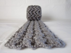 Reversible Tracks 'n' Tread ~ Crochet is the Way