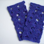 Butterfly Leg Warmer ~ Stitch11