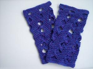 Butterfly Leg Warmer ~ Stitch11