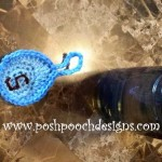 Water Bottle Tag ~ Sara Sach – Posh Pooch Designs