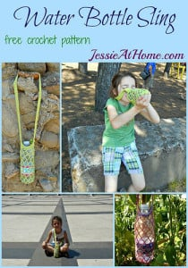 Water Bottle Sling ~ Jessie At Home