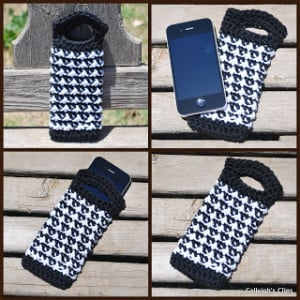 Iphone/Ipod Purse ~ Elisabeth Spivey - Calleigh's Clips & Crochet Creations