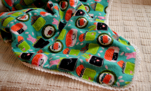 Small Zigzag Crocheted Blanket Edging ~ Art Threads
