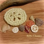 Sand Dollar Applique ~ Tera Kulling - Trifles N Treasures