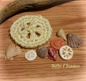 Sand Dollar Applique ~ Tera Kulling - Trifles N Treasures