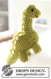 Dino ~ DROPS Design