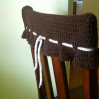 Kitchen Chair Topper/Wall Protector ~ iYarny