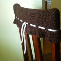 Kitchen Chair Topper/Wall Protector ~ iYarny