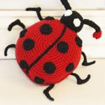 Lady Bug ~ DROPS Design