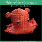 Adorable Octopus Amigurumi ~ Oui Crochet