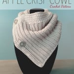 Apple Crisp Cowl ~ Rebecca Langford – Little Monkeys Crochet