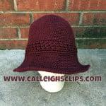 Aubreigh Hat ~ Elisabeth Spivey - Calleigh's Clips & Crochet Creations