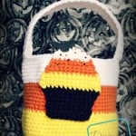 Candy Corn Bag ~ Divine Debris
