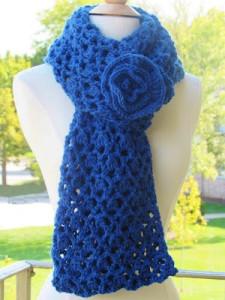 Charisma Infinity Scarf ~ Crochet Dreamz