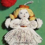 Crochet Angel ~ Antique Crochet Patterns