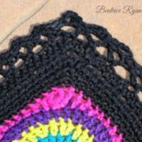 Edging Pattern ~ Beatrice Ryan Designs