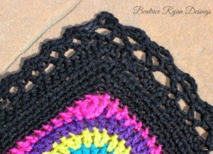 Edging Pattern ~ Beatrice Ryan Designs