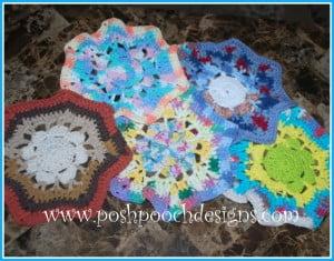 Easy Does It Wash Cloth ~ Sara Sach -Posh Pooch Designs