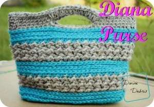 Diana Purse ~ Divine Debris