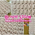 Glover Stitch ~ Meladora's Creations