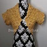 Amber Crochet Bolero ~ Busting Stitches