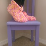 Cloud 9 Slippers ~ Dorianna Rivelli – The Lavender Chair