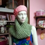 Pretty Easy Cowl ~ Dly's Hooks and Yarns