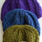Not Quite a Slouchy Hat ~ Marie Segares – Underground Crafter