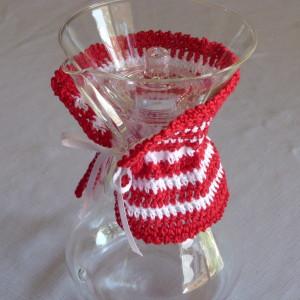 Peppermint Coffeemaker Cozy ~ Amy - Crochet Spot