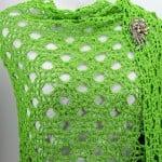 Rings Fling Wrap ~ Kim Guzman - CrochetKim