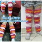 Riptide Leggings ~ Meladora's Creations