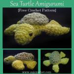Sea Turtle Amigurumi ~ Oui Crochet