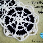Spiderweb Coasters ~ Erangi Udeshika - Crochet For You