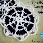 Spiderweb Coasters ~ Erangi Udeshika – Crochet For You