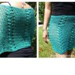 St. Croix Beach Wrap ~ Diane Hunt – Cre8tion Crochet